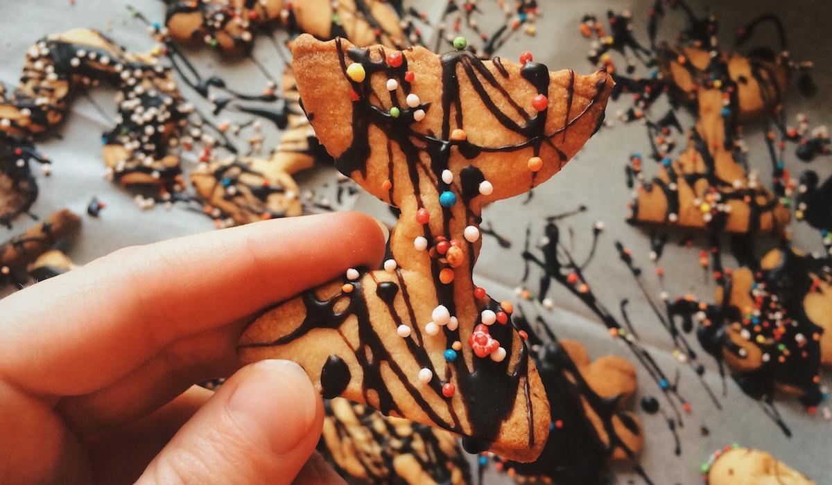 Chrismukkah-Kekse
