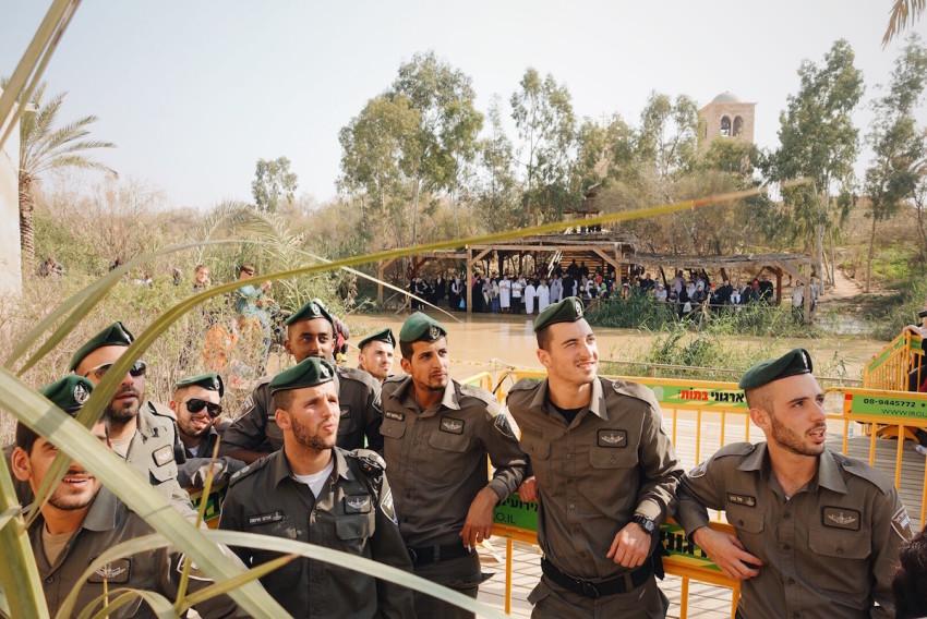 Tauffest am Jordan