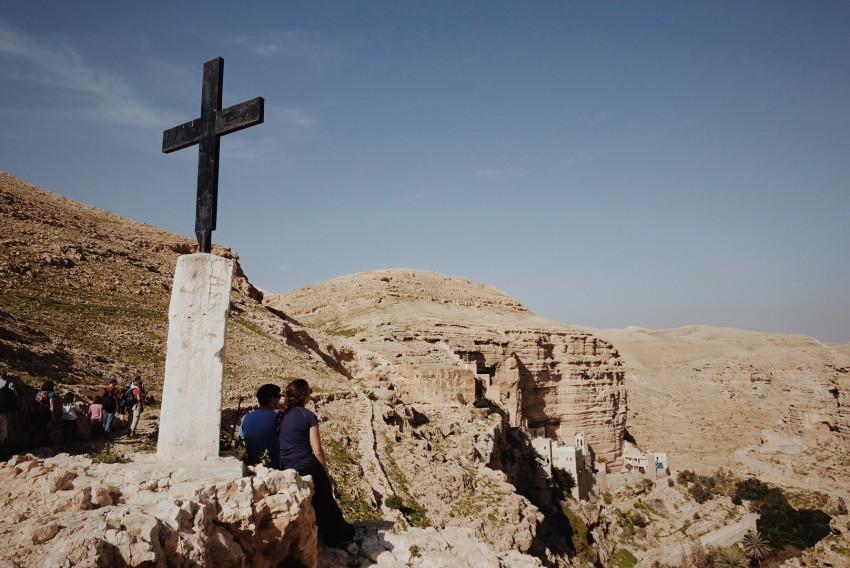 Wandern in der West Bank