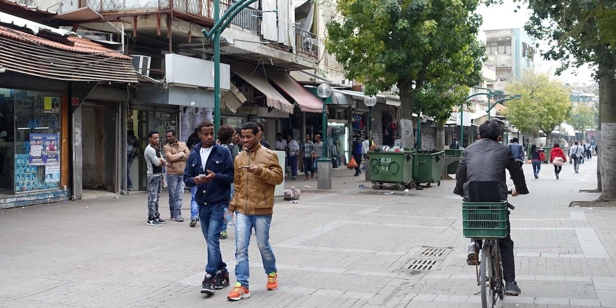 South Tel Aviv - Arrival City?