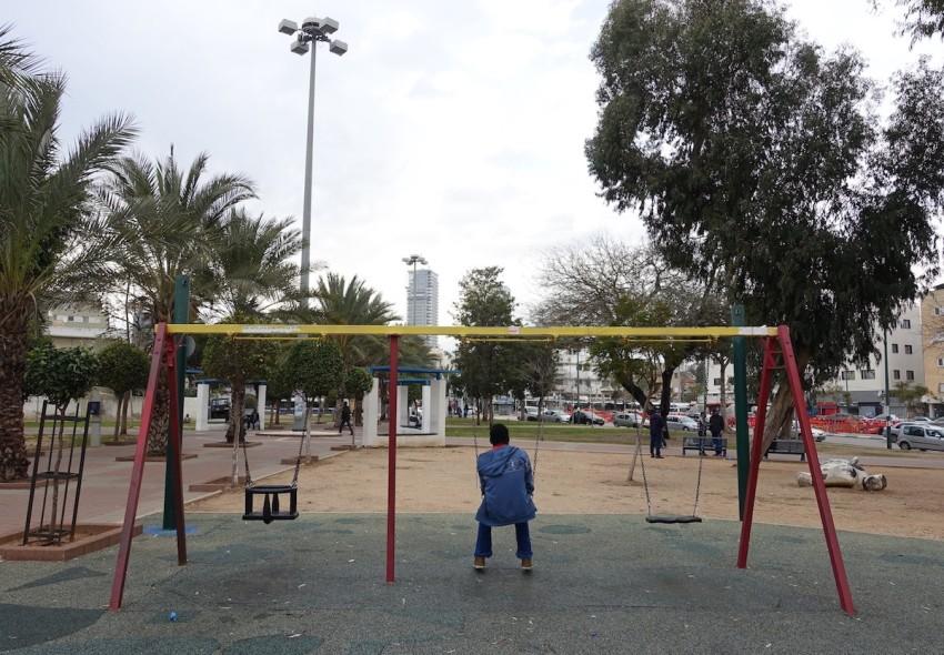 South Tel Aviv - Levinsky Park