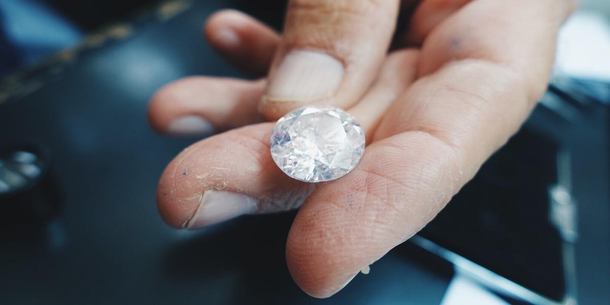 Diamantbörse Tel Aviv
